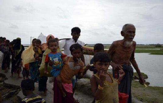 অনুপ্রবেশকারীদেরকে মায়ানমারে ফেরানোর কপজ শুরু  : সু কি{www.techxpertbangla.com}